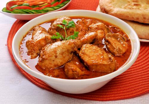 Spicy Malvani Chicken Curry