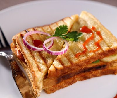 Tandoori Veg Sandwich