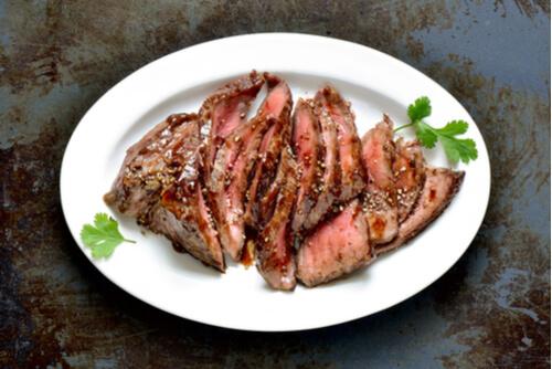 California-Thai Flank Steak