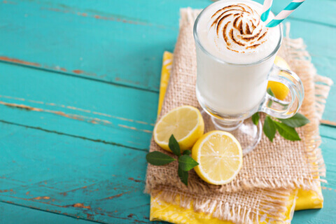 Lemon Meringue Smoothie