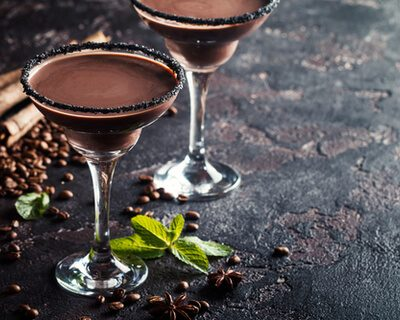 Chocolate Kiss Cocktail