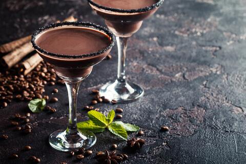 Chocolate Kiss Cocktail