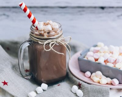 Iced Hot Cocoa Recipe