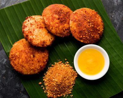 Idli Podi and Podi Idly