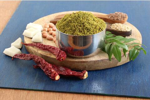 Curry Leaf Podi