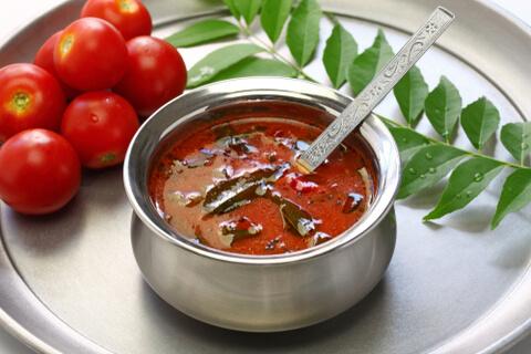 Tomato Kulambu