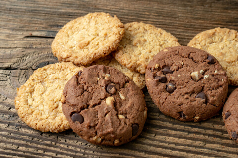 Paleo Diet – Chocolate Chip Cookies