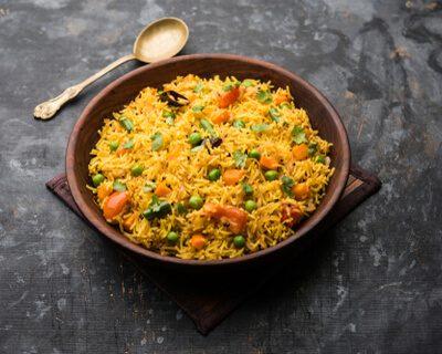 Masala Rice Pulao