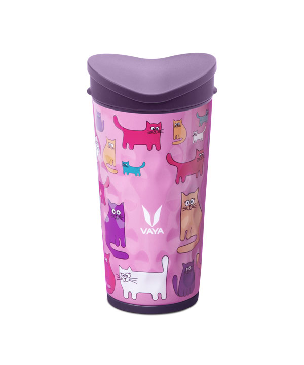 Cats Kids Water Bottle