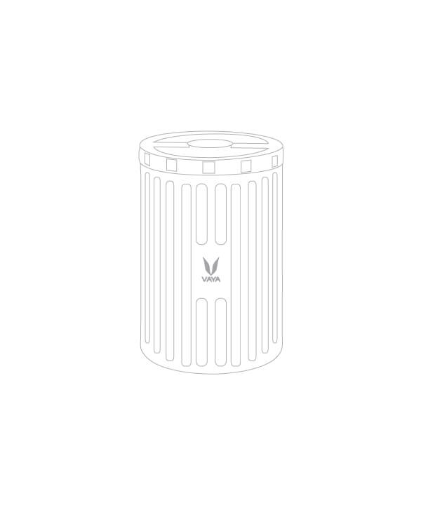 Vaya Preserve -1 x 300 ml - Graphite