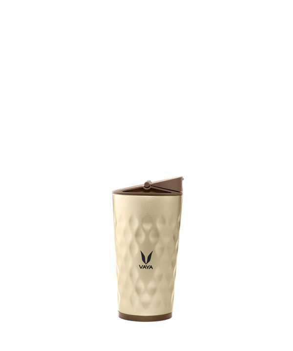 Vaya Drynk - 350 ml - Gold - (Sipper Lid)