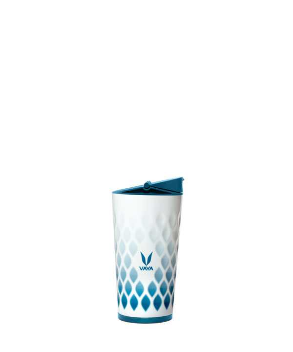 Vaya Drynk - 350 ml - Ice Crystal - (Sipper Lid)