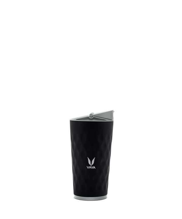 Vaya Drynk - 350 ml - Velvet Black - (Sipper Lid)