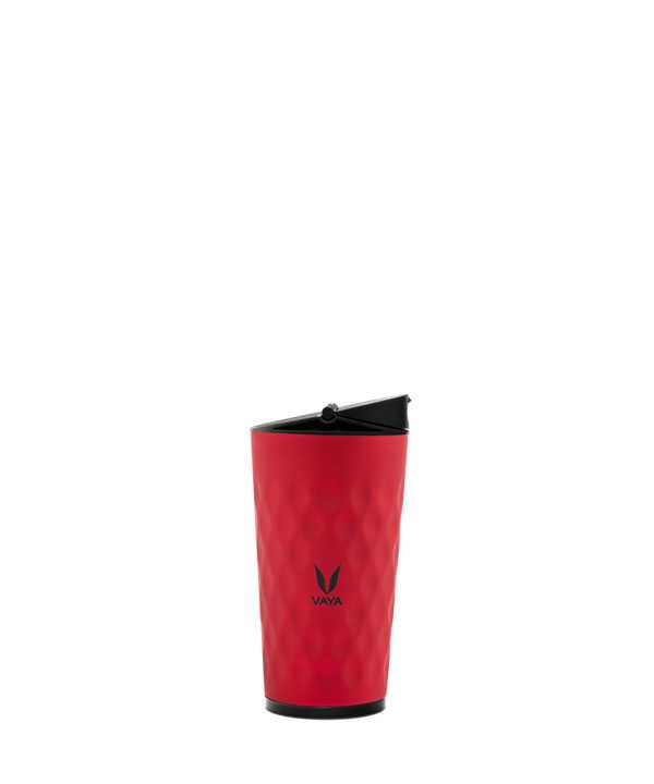 Vaya Drynk - 350 ml - Velvet Red - (Sipper Lid)