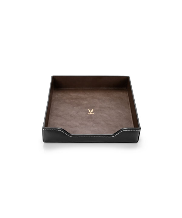 Premium Leather Tray