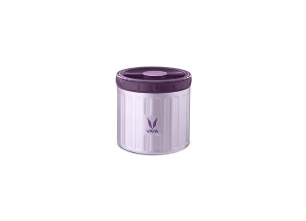 Food Storage Container Purple