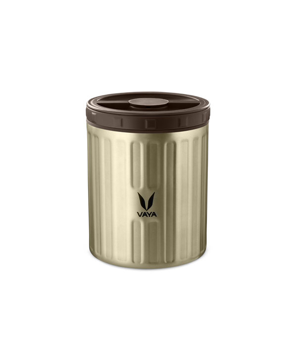 SS Double-walled Food Canister – 500 ml