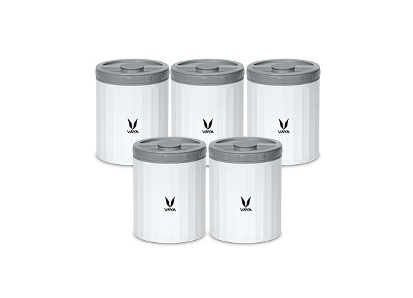 Food Storage Container White