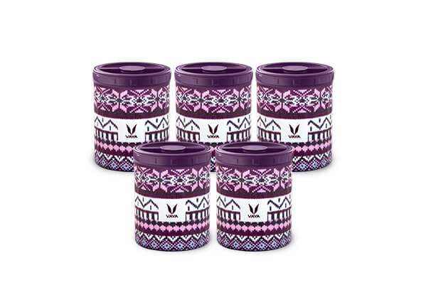 Food Storage Container Wool