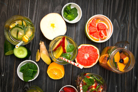 5 Infused Water Combos for Staying Refreshed and Hydrated During Monsoon!