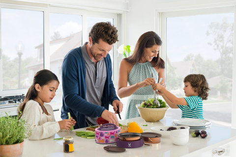 Why Prepping is key to experience the joy of cooking!