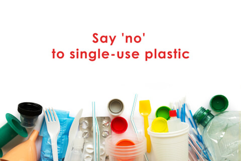 5 Ways to declutter your kitchen and get rid of plastics
