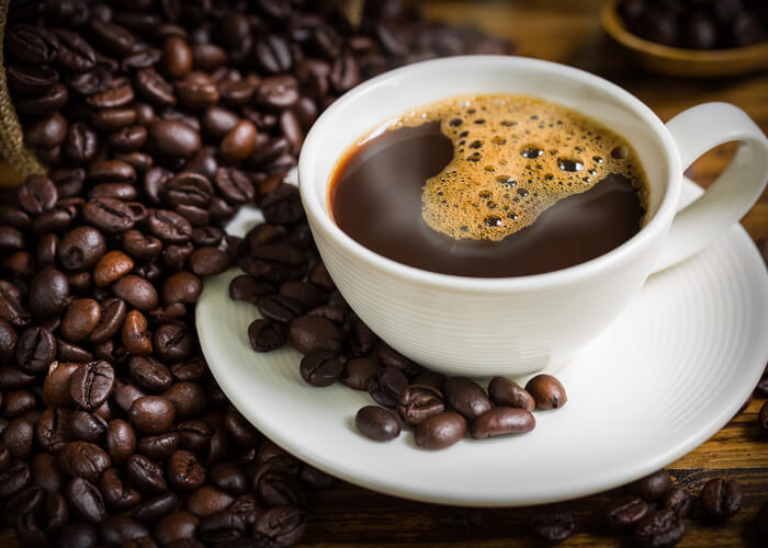 A cup of coffee is not just a caffeine fix!