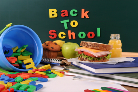 Back-to-School Lunch Ideas for the New School Year!