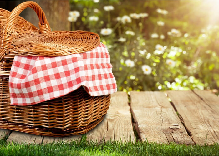 Top 5 things you need to have in your picnic basket