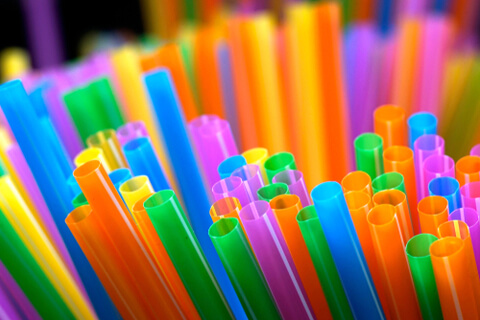 Why Say No to Plastic Straws?