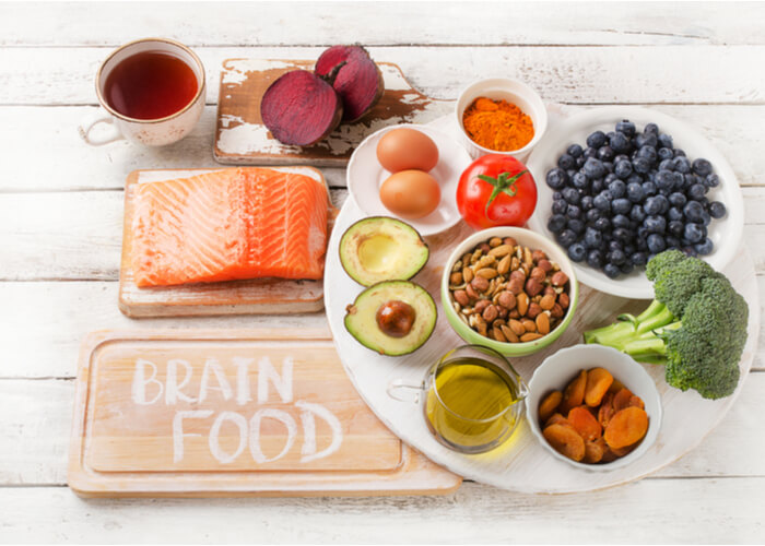 15 Brain foods that will help improve your concentration and focus