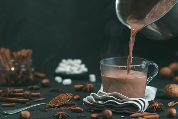 Coffee with Dark Chocolate
