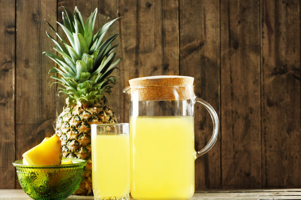 Pineapple and Lime Metabolism Booster