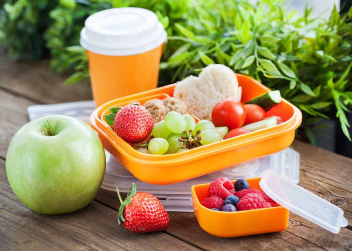 7 Easy Tricks for Healthy Lunch Boxes