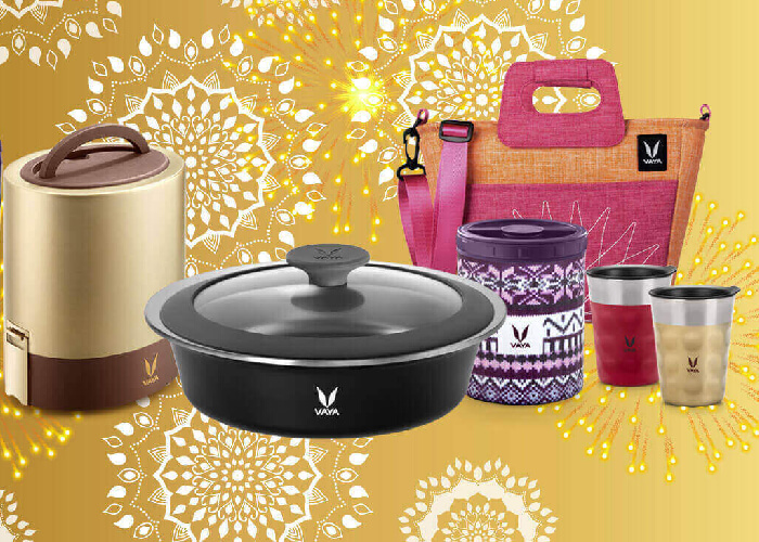 10 Handpicked Diwali Gifts for Food Lovers