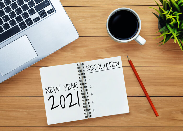 New Year Resolutions for a Healthier You