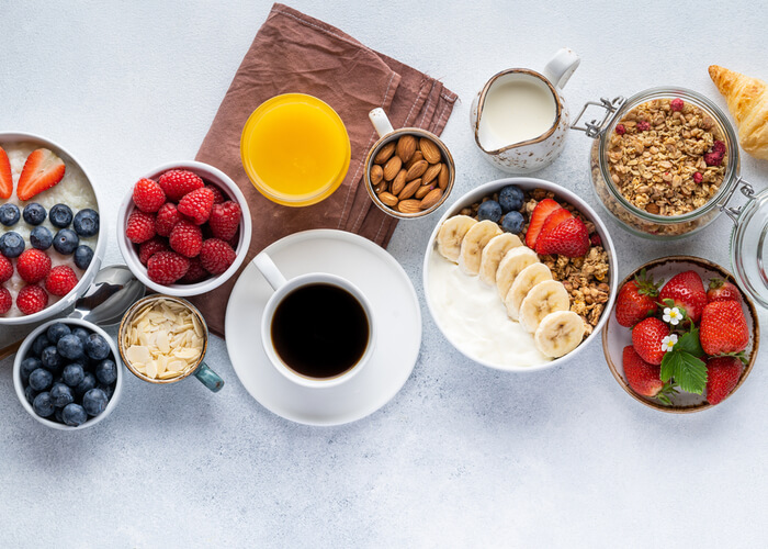 Top 10 Healthy Breakfasts to Start Your Day With