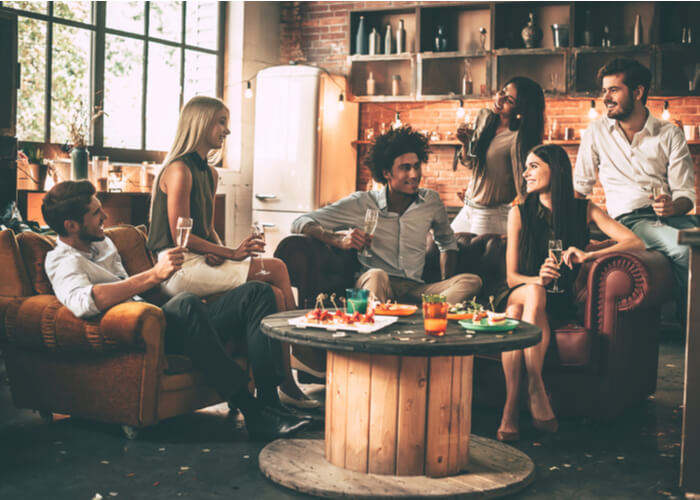 10 Simple Yet Fascinating Ways to Host a Party at Home