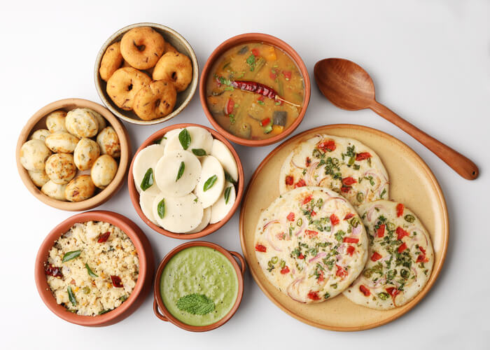 10 Indian Breakfast Dishes Perfect to Start Your Day with