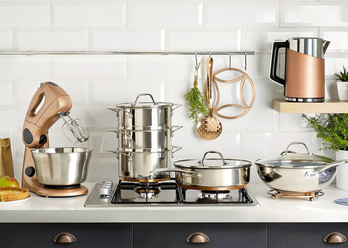 5 Easy-To-Use Serveware for Your Kitchen