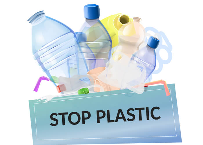 5 Reasons Why A Plastic Water Bottle Is Not A Great Choice