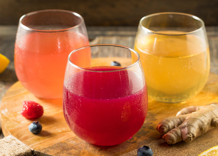 10 Homemade Drinks to Get Your Party Started