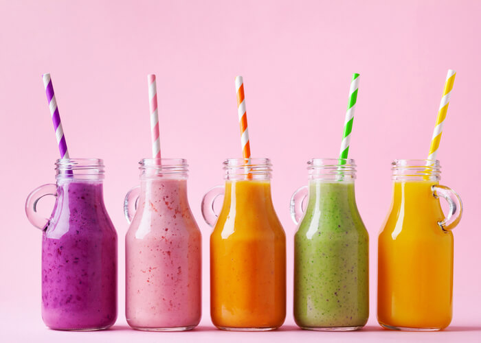 10 Refreshing Smoothies for Summer