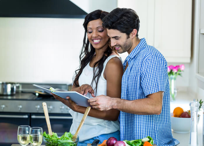 10 Easy Ways to Fall in Love with Cooking