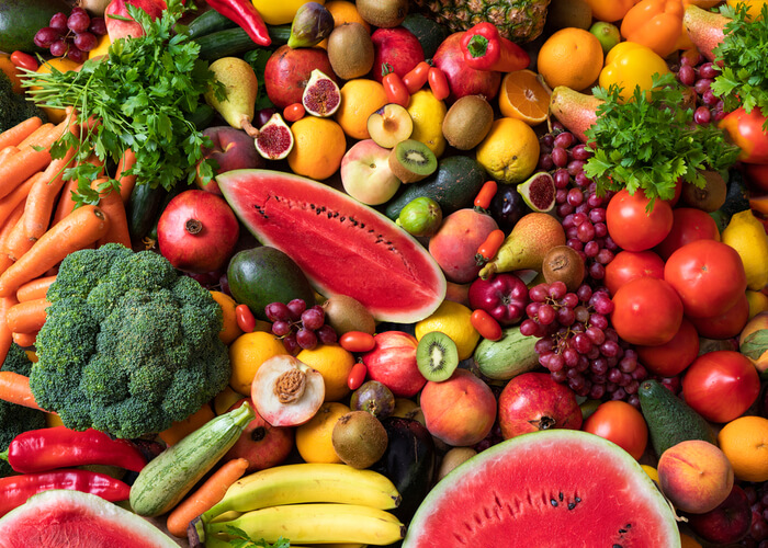 10 Seasonal Fruits and Vegetables You Can Include in Your Diet