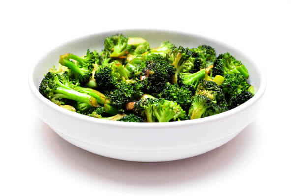 sauted brocoli