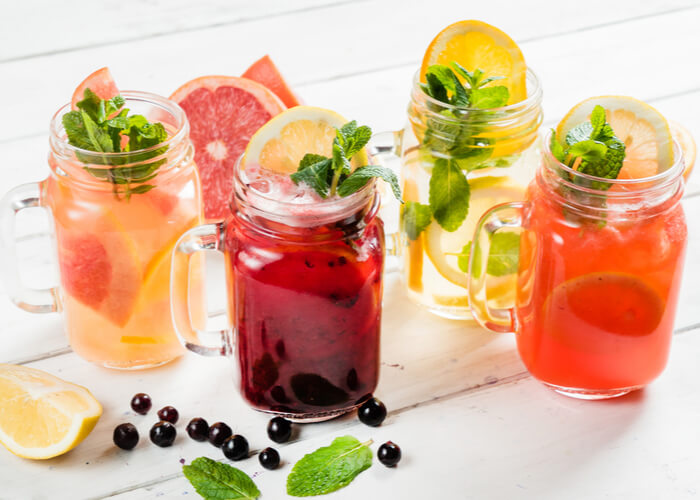 Infused Drinks You Must Try This Summer