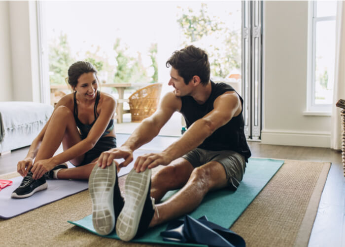 10 Easy Home Workouts