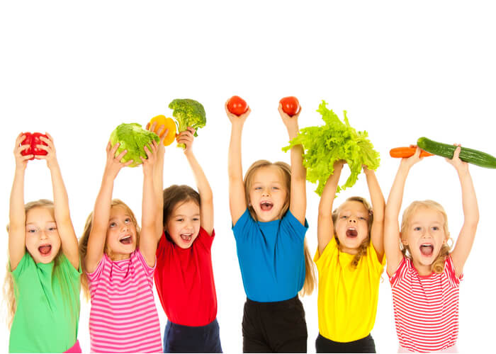 10 Foods to Include in Children's Diet