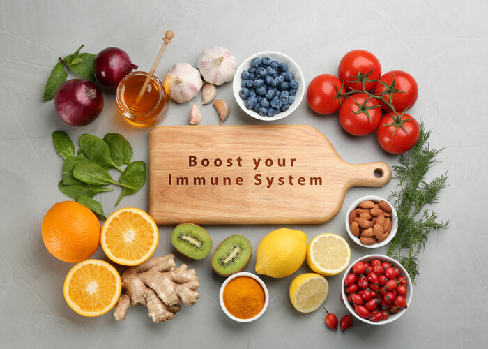 10 Immunity Boosting Foods You Can Find in Your Kitchen